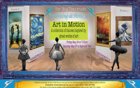 Performing @ Home XIV – Art in Motion